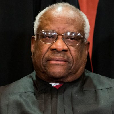 Clarence Thomas Breaks a Three-Year Silence at Supreme Court – The New York Times