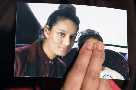 She joined ISIS as a teen, and Britain wouldn't let her back. Now her baby has died. – The Washington Post