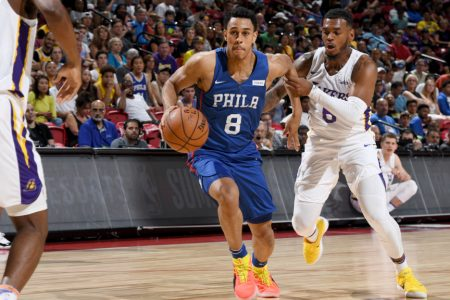 Brett Brown on a Zhaire Smith call up this season: 'It's on the table' – Sixers Wire