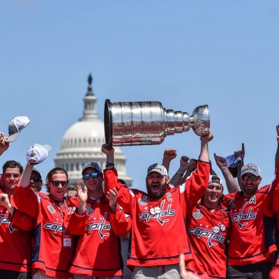 Washington Capitals to celebrate Stanley Cup victory at White House on Monday – The Washington Post