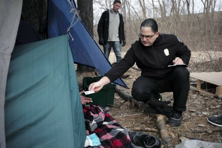 US communities reach out to homeless as liver disease surges – The Associated Press