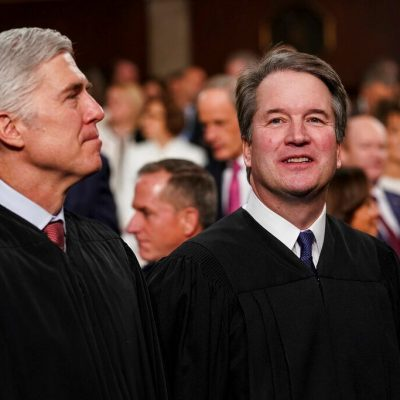 Trump picks Gorsuch, Kavanaugh take opposite sides on 2 of 3 Supreme Court rulings Tuesday – Fox News
