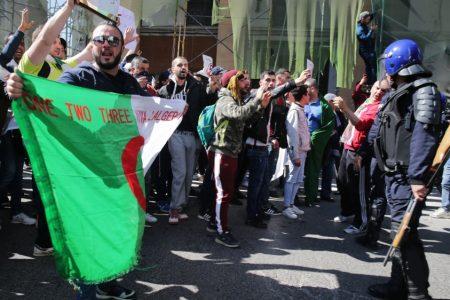 Son of former Algeria PM dies during anti-Bouteflika protests – Aljazeera.com