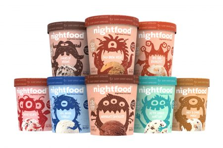 Digging in to Nightfood's sleep-friendly ice cream: A spooning dream come true? – USA TODAY