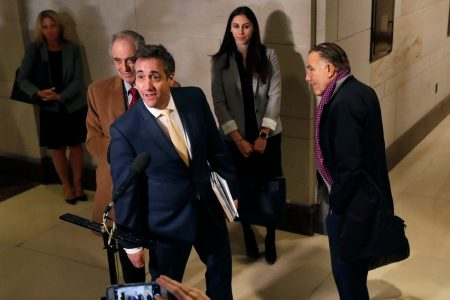 Trump's 'love letter' book claim the latest attack on Michael Cohen after testimony – USA TODAY