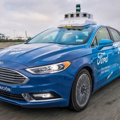 Ford to build electric cars at Mustang plant, autonomous vehicles nearby – Fox News