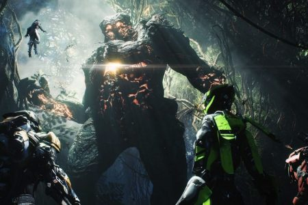 Anthem players have found a bug that rewards removing gear – Polygon