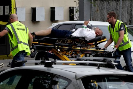 40 killed, more than 20 injured, in shootings at 2 mosques in Christchurch, New Zealand – The Washington Post