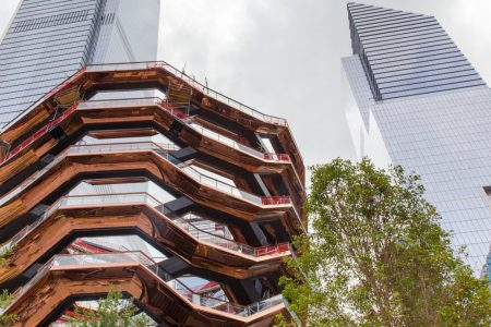 We climbed Vessel, the $200 million art installation at New York's Hudson Yards. Here's what it was like. – Business Insider