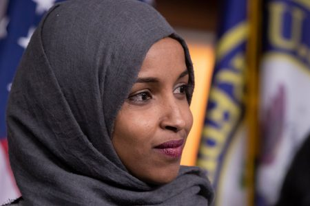 A poster that linked Rep. Ilhan Omar with 9/11 sparked pandemonium at the West Virginia statehouse – Business Insider