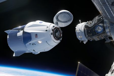 SpaceX just docked the first commercial spaceship built for astronauts to the International Space Station — what NASA calls a 'historic achievement' – Business Insider