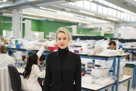 Leaked footage of Elizabeth Holmes in the Theranos documentary – Business Insider