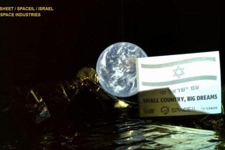 Israeli spacecraft snaps stunning selfie on its way to the Moon – Fox News