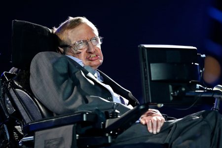 Stephen Hawking didn't believe he'd go to heaven, a place for 'people afraid of the dark' – USA TODAY
