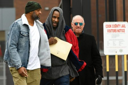 R. Kelly released from Cook County Jail after $161,000 in child support is paid on his behalf – Fox News