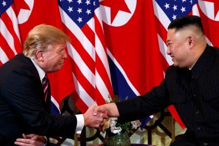 Trump blames Cohen testimony for failed deal with North Korea – The Washington Post