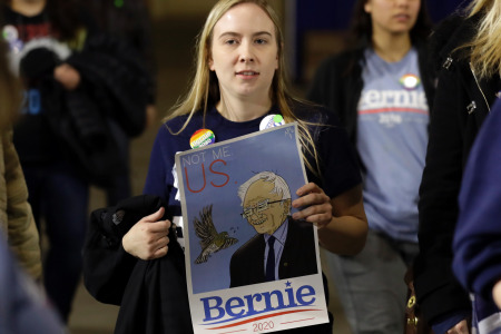 The Latest: Sanders says much work to do for civil rights – Fox News