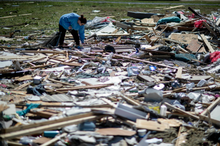 Aftermath: Alabama's tornado dead range in age from 6 to 89 – Fox News