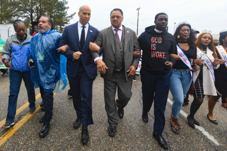 On Selma anniversary, Booker calls for new fight for justice – Fox News