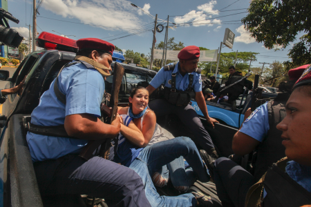 Nicaragua government says it will free all jailed protesters in bid for lifted sanctions – Fox News