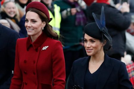 Online trolls won't leave Meghan and Catherine alone. Now Britain's royal family is fighting back. – The Washington Post