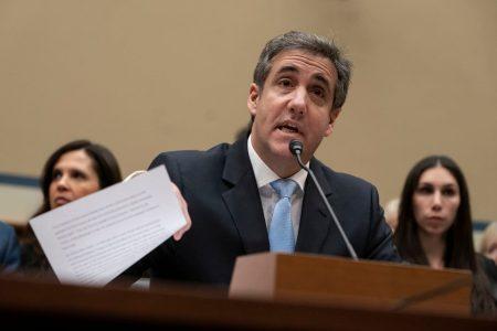 Lawmakers exploring possible pardon talks involving Michael Cohen – The Washington Post