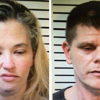 Mugshot of 'Mama June' released after drug arrest – Fox News