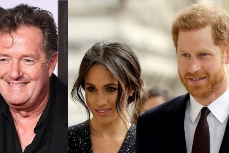 Piers Morgan thinks Meghan Markle is ruining 'partying' Prince Harry: 'Take the fake halo off' – Fox News