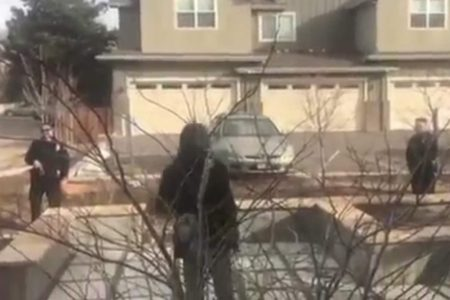 A black man was picking up trash outside his home. Then police confronted him. – The Washington Post