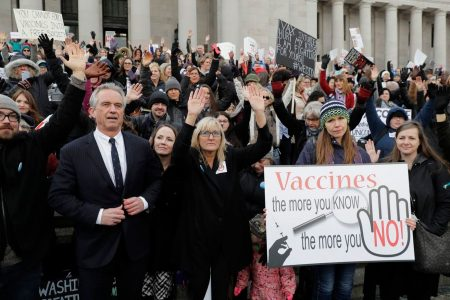 Measles vaccine doesn't cause autism, says a new, decade-long study of half a million people – The Washington Post