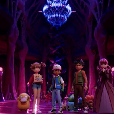 Watch Pokémon: Mewtwo Strikes Back Evolution's first trailer – Polygon