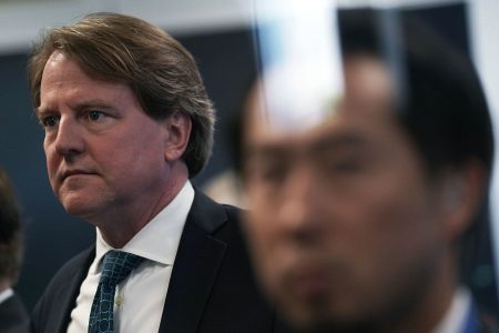 McGahn joins global law firm — and remains involved in Trump's judicial choices – The Washington Post