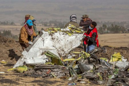 'My lucky day': Two men say they just missed Ethiopian Airlines flight that crashed, killing all on board – The Washington Post