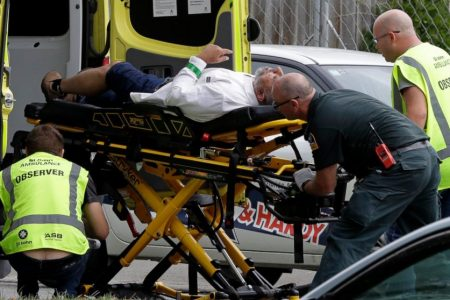Witness: Many dead in New Zealand mosque shooting – ABC News