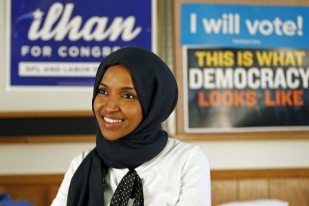 Poster connecting Rep. Ilhan Omar to 9/11 terror attacks ignites outrage at West Virginia capitol – Fox News