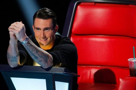 'The Voice': Adam Levine lands four-chair-turn on his birthday during final blind auditions – USA TODAY