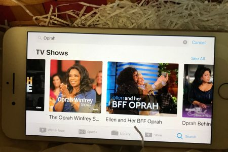 Apple wants to take on Netflix with Oprah & Spielberg. Making it happen will be a challenge – USA TODAY