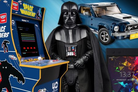 Daily Deals: Space Invaders Arcade, Razer Phone 2, LEGO Ford Mustang, Hyperreal Darth Vader, and More – IGN