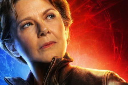 Captain Marvel: Annette Bening's Character Revealed – IGN