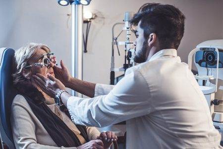 Eye exam could soon detect Alzheimer's, new study suggests – Fox News