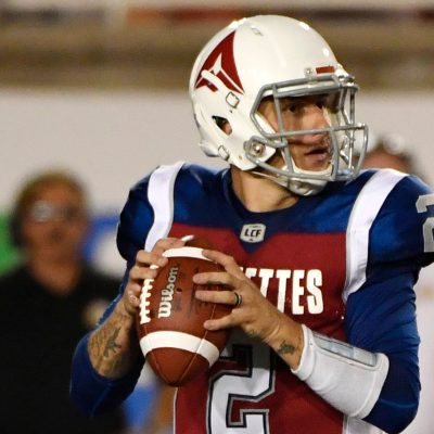 Johnny Manziel offered workout by AAF following ban from CFL, league chairman says – USA TODAY