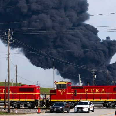 Massive 4-day fire at Texas petrochemicals facility finally extinguished – Fox News