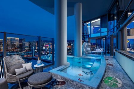 $200K for two nights: Vegas resort goes all in on sky suite – CNN