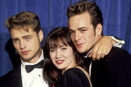 Shannen Doherty says she's 'in contact' with Luke Perry after actor's hospitalization – Fox News