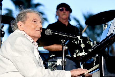 """Jerry Lee Lewis stroke: Jerry Lee Lewis, known for songs like """"Great Balls of Fire,"""" is expected to recover after minor stroke – CBS News"""