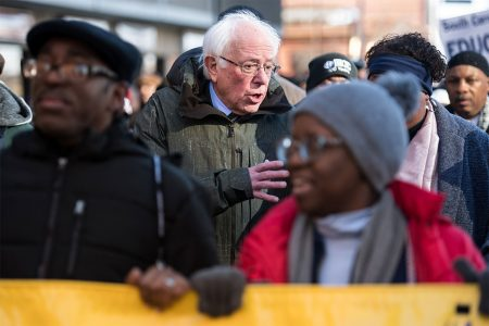 'This Is Not 2016': What People Don't Get About Bernie Sanders and Race – POLITICO