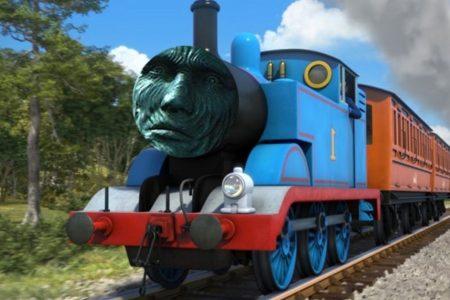 Yep, someone modded Thomas the Tank Engine into Resident Evil 2 Remake – Polygon