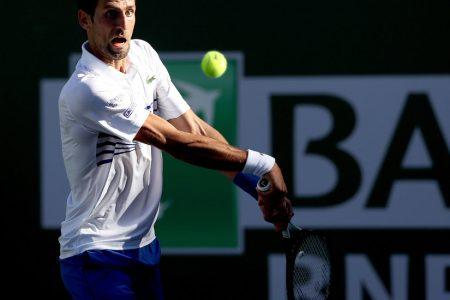 Novak Djokovic Falls to Veteran German at Indian Wells – The New York Times