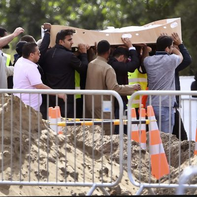 Mourners Begin to Bury Victims of New Zealand Mosque Attacks – TIME