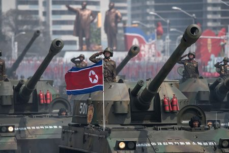 US-North Korea tensions approach boiling point | TheHill – The Hill